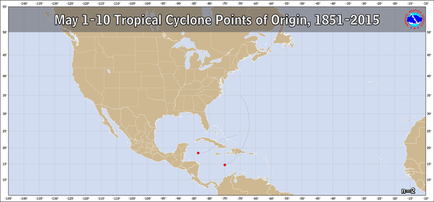 may 1 10 tropical cyclone genesis climatology
