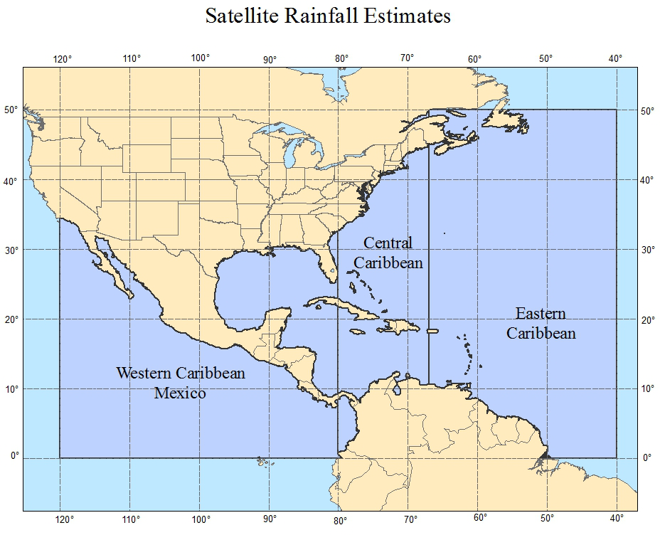 About Tropical Rainfall Products