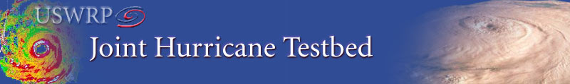 Joint Hurricane Testbed Logo