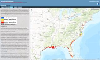 National Storm Surge Hazard Maps Version - Flood zone maps by address