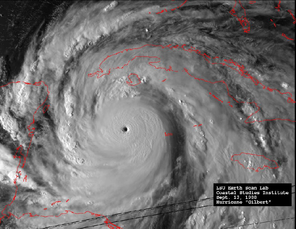a review of the devastating effects of hurricane gilbert The day gilbert ravaged jamaica today marks the 25th anniversary of the day hurricane gilbert unleashed its the damage was so devastating that then prime.