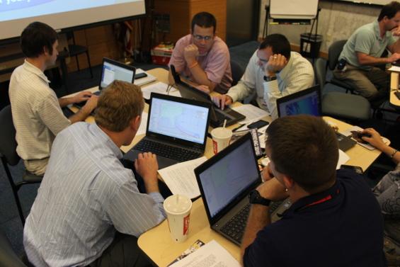 FEMA Class 2013 Class Work