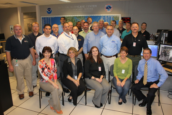 FEMA Class Gulf Coast Region 2013