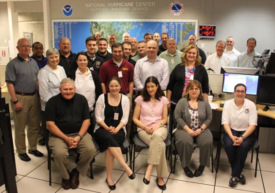 FEMA Class Northeast Region 2013