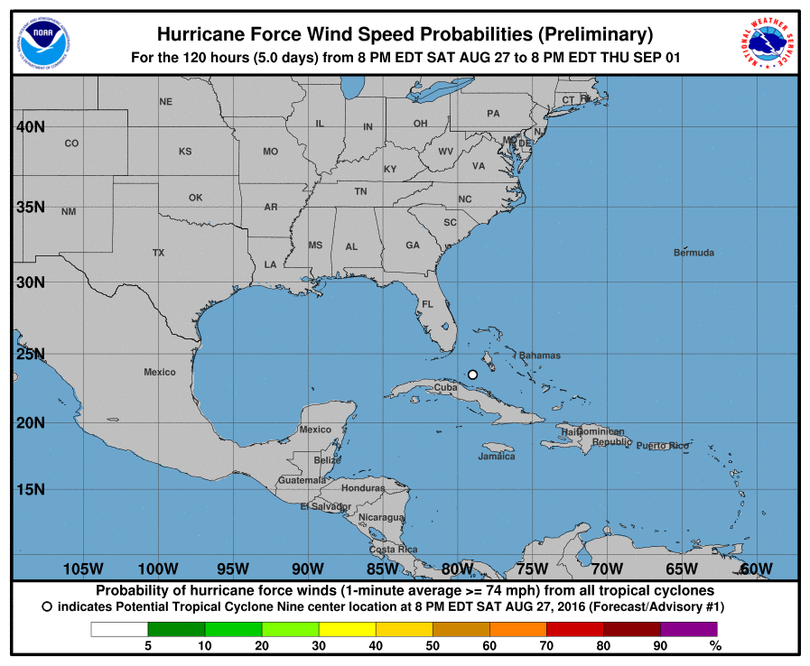 Tropical Cyclone Product Examples