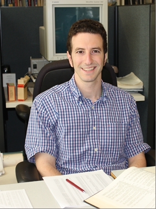 Image of Andrew Hagen, Research Associate and Meteorologist, National Hurricane Center
