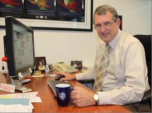 Image of Bill Read, Director, National Hurricane Center
