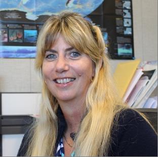 Image of Dr. Cristina Forbes, Physical Oceanographer & Storm Surge Modeler