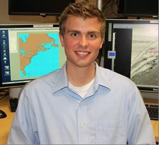 Image of David Zelinsky, Hurricane Model Diagnostician and Meteorologist, National Hurricane Center