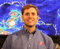 Image of Eric Blake, Hurricane Specialist, National Hurricane Center