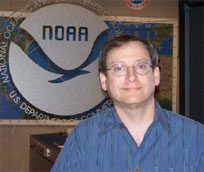 Image of James Franklin, Branch Chief, Hurricane Specialist Unit at NHC