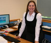 Image of Jannette Perez, Administrative Officer, National Hurricane Center