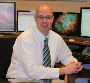 Image of Marshall Huffman, Meteorologist, National Hurricane Center