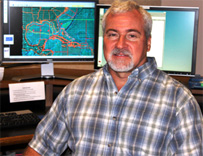 Image of Martin Nelson, Meteorologist, Tropical Analysis and Forecast Branch, National Hurricane Center