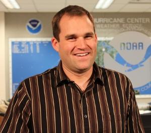 Image of Michael Brennan, Senior Hurricane Specialist, National Hurricane Center