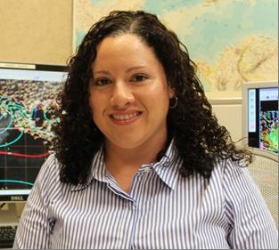 Image of Dr. Nelsie Ramos, Meteorologist