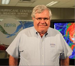 Image of Richard Pasch, Senior Hurricane Specialist, National Hurricane Center