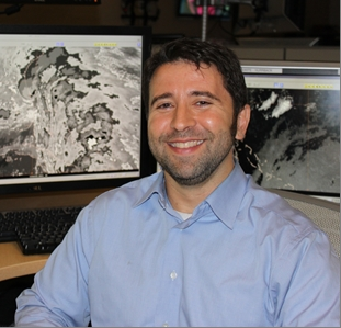 Image of Todd Kimberlain, Hurricane Specialist, National Hurricane Center