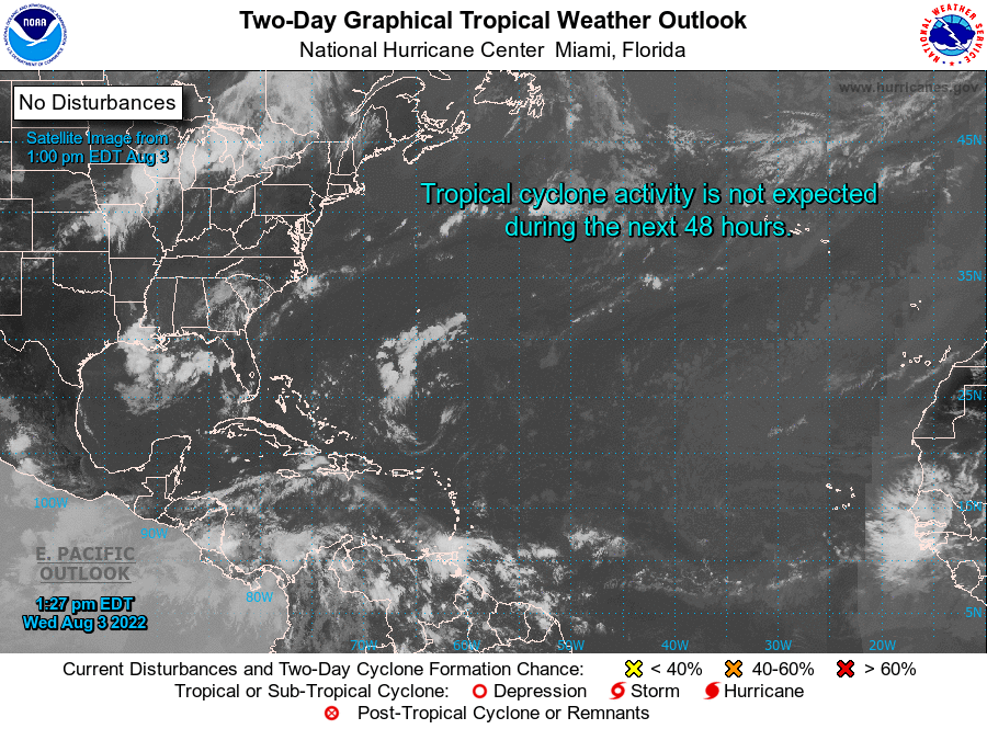 NHC's Atlantic Tropical Cyclone Activity click for more...