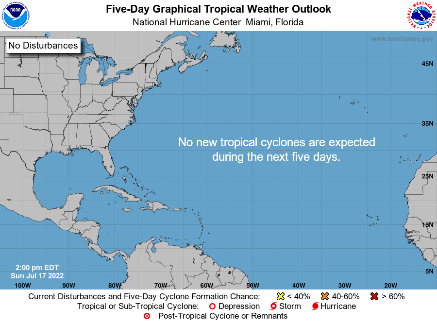 Atlantic Tropical Systems