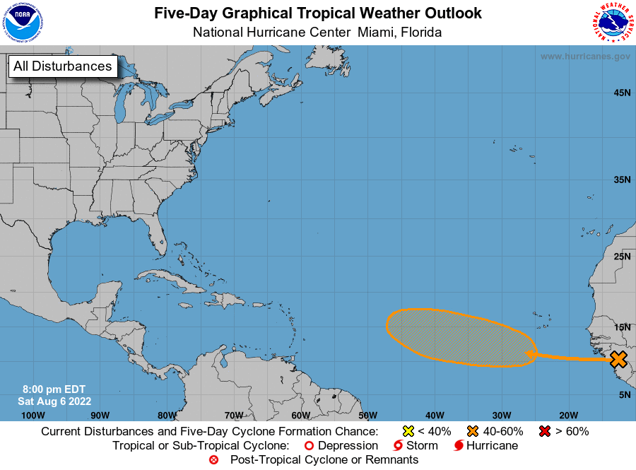 Atlantic Graphical Tropical Weather Outlook